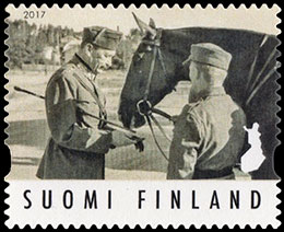 My Stamp. The 150th Anniversary of the Birth of C. Mannerheim. Chronological catalogs.
