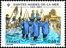 The 700th Anniversary of the City of St. Maries de la Mer . Chronological catalogs.