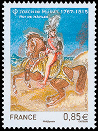 The 250th Anniversary of the Birth of Joachim Murat (1767-1815) . Chronological catalogs.