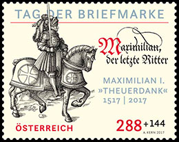 Stamp Day . Postage stamps of Austria.