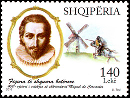 The 400th Anniversary of the Death of Miguel de Cervantes. Chronological catalogs.