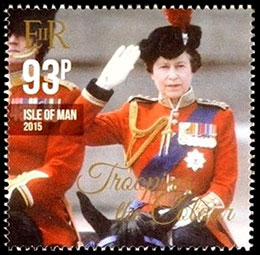 The Reign of HM Queen Elizabeth II. Chronological catalogs.